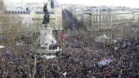 Paris, France. 11 January, 2015