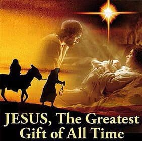 Jesus, The Greatest Gift of All